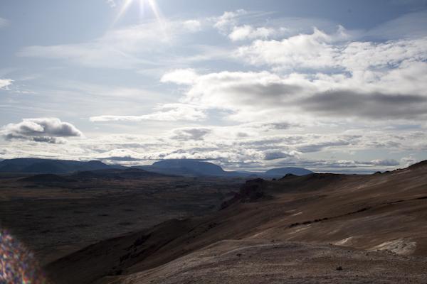 Hverarönd Hverir Mudpools Krafla Myvaten Mückensee Island Geothermie Vulkan